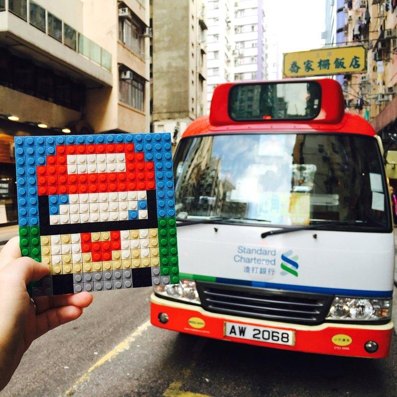 迷你香港公共交通工具