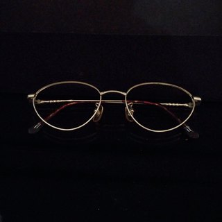 Monroe Optical Shop / 90's Antique Eyeglass Frame M13 vintage