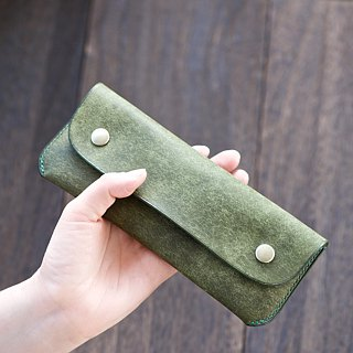 Leather Pen Case Cochinella