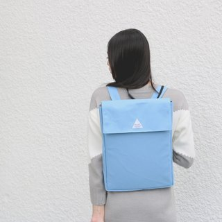 MaryWil Backpack-Blue