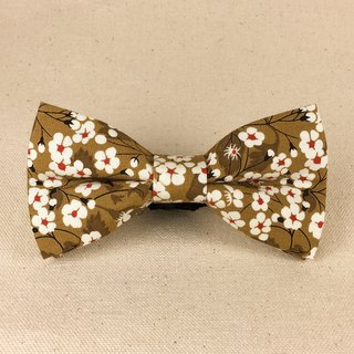 Mr.Tie Hand Made Bow Tie Hand-stitched Bow Tie Item No. 164