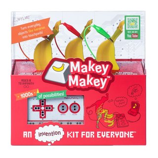 / MakeyMakey / Inventor Toolbox Gorgeous Hardcover Edition