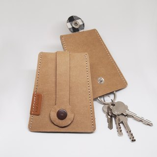 Denim Jeans Tag - Key Holder, Keychain