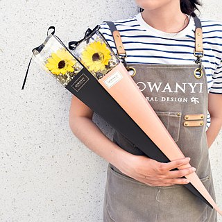 WANYI Graduation Cotton Long Bouquet Dry Flower / Christmas / Mother's Day / Marriage / Wedding Small Things