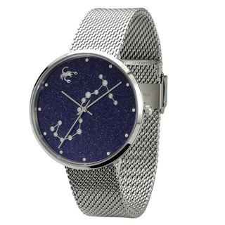 Constellation in Sky Watch (Scorpio) Luminous Free Shipping Worldwide