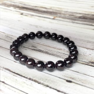 | Classic Collection | Burgundy Garnet (Bracelet x Bracelet x Handmade x Customized.)