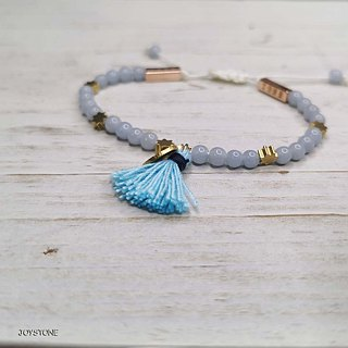 Brown Heart shaped Lava Diffuser Bracelet Suede Cord Extend Chain
