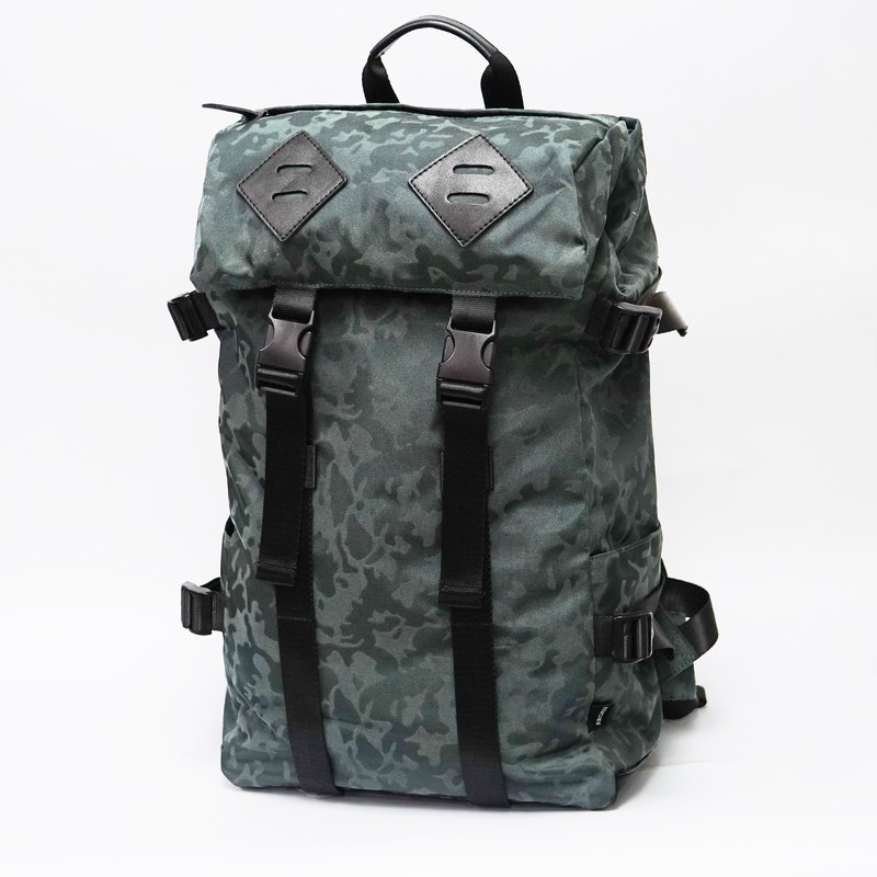 Argali Panther Backpack GREEN CAMOUFLAGE