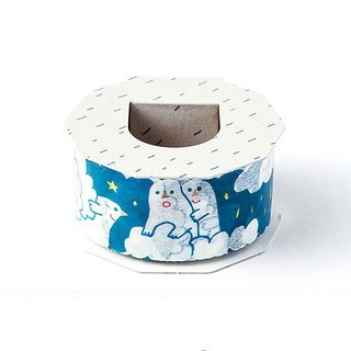 Iroha - Masking Tape - Snow Man