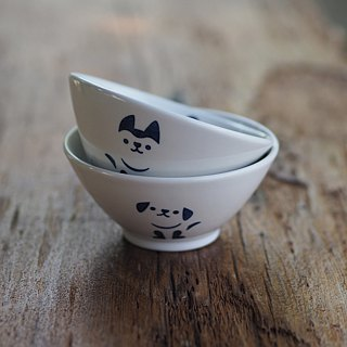[Wang Choi Lai Fu] - Soup Rice Bowl - 2018 Year of the Dog Limited Edition