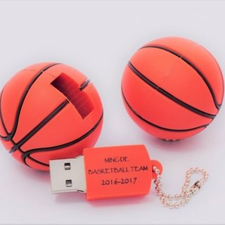 Basketball modeling pen drive 8GB