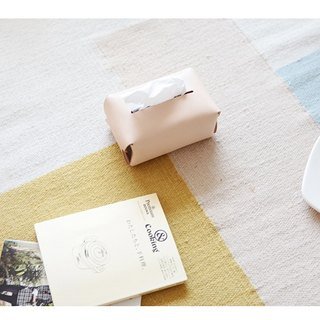 Leather-shop tissue box tissue box