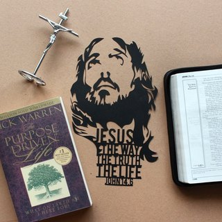 Custom JESUS/BIBLE VERSE Handmade Paper Cutting