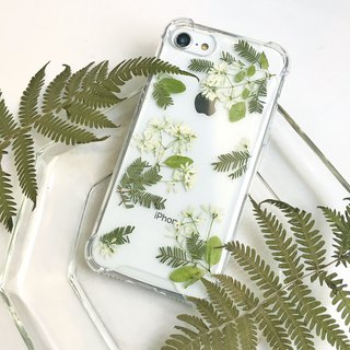 Xiaoqingyuan dry flower phone case