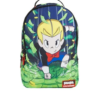 [SPRAYGROUND]DLX COLLABS Co-branded Richie Rich Super Powers