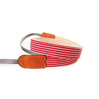 mi81 Neck strap Red strip