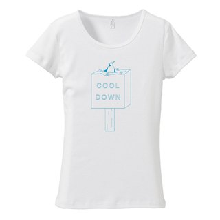 Women's T-shirt / cool down