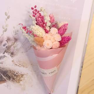"""Quiet exclusive"" ""young invincible"" does not wither miniature carnations bouquet │ │ │ Mother's Day Amaranth Dried Flowers │ │ │ gift"
