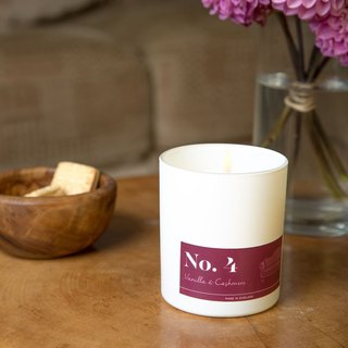 English Candle HomeScenter Vanilla and Cashmere