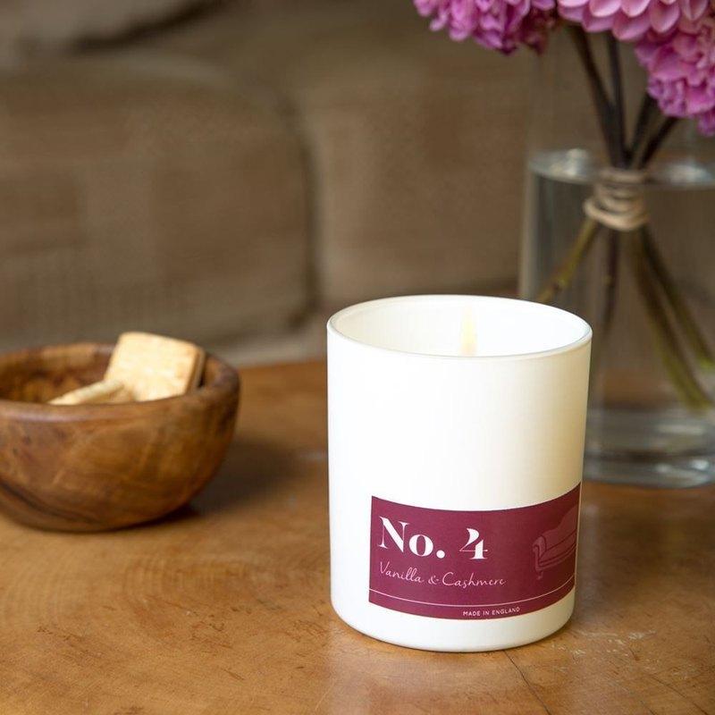 英倫蠟燭HomeScenter香草和羊絨
