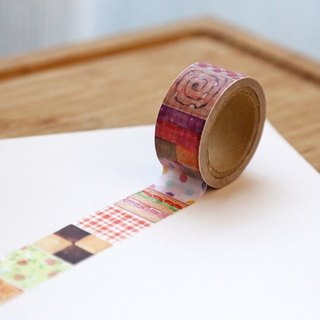 OURS Original Washi Masking Tape - Picnic by Hank