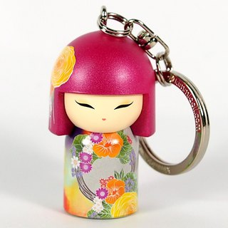 Key ring - Sumiyo is with you [Kimmidoll and blessing doll key ring]