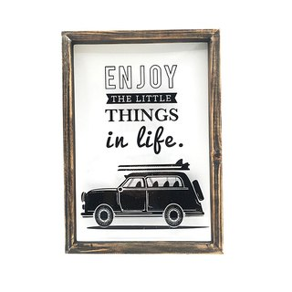 Verre - Enjoy The Little Things In Life