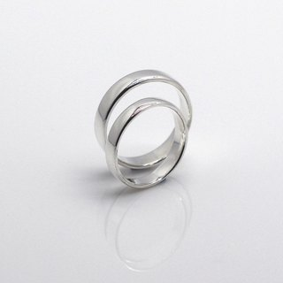 Classic Silver Ring S (Single)