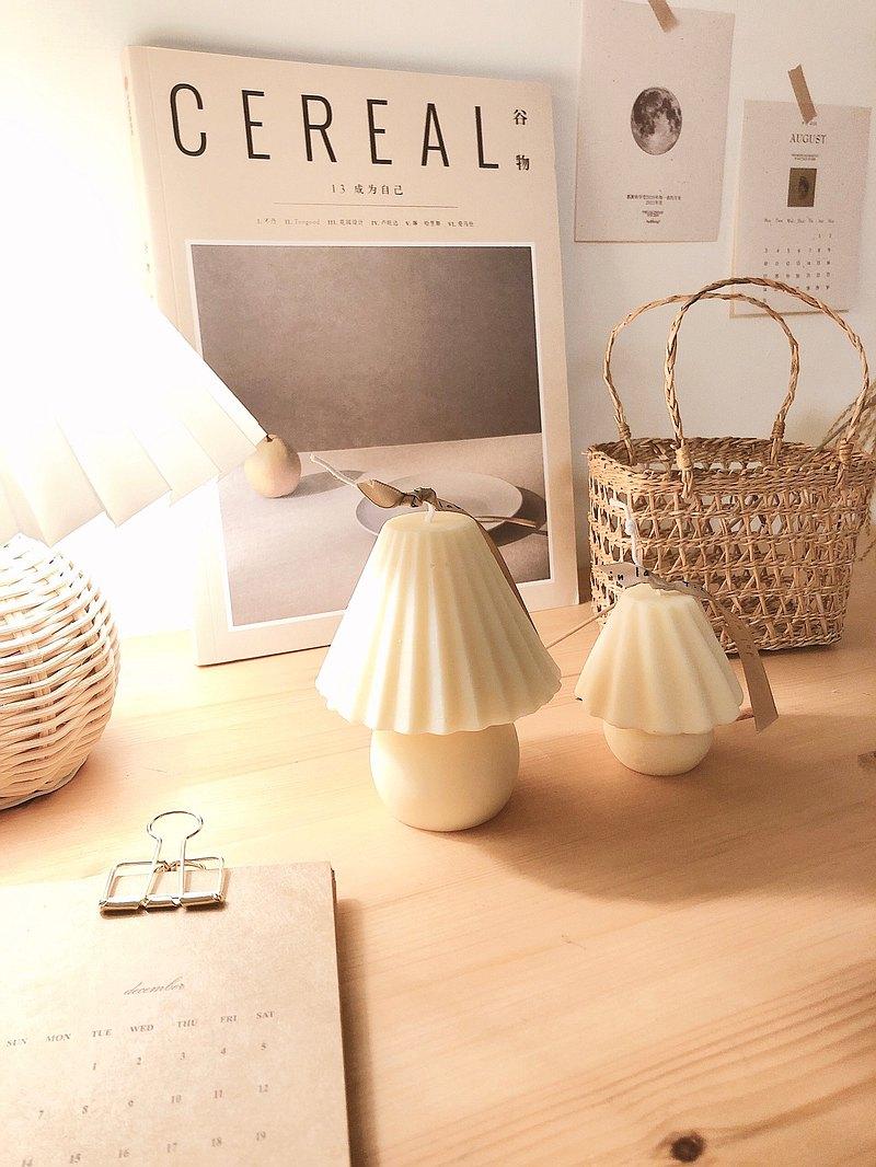 四點二十實驗室 天然香氛百摺燈造型擴香蠟燭 寵物毛孩適用