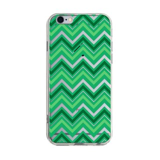 Green Visual Pattern - iPhone X 8 7 6s Plus 5s Samsung note S7 S8 S9 plus HTC LG Sony Mobile Phone Case Cover