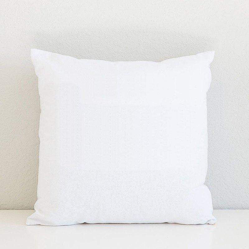 方形抱枕印刷費-加印服務 (繪製費另計)