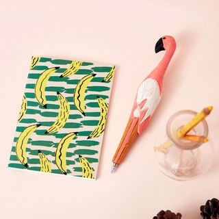 7321Design-BBH Joint Striped Notebook S-banana, 7321-87585