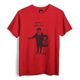 Léon & Mathilda - Red - Neutral Edition T-Shirt
