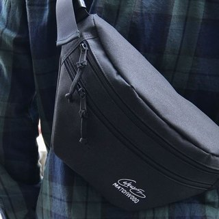 Matchwood Design Matchwood Explore Matchwood Wood Design Matchwood X Culture Explorer Limited Joint Style Bags │ Black