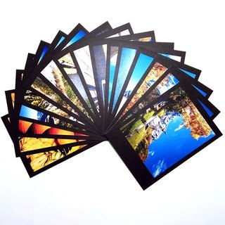 Photographic Postcard Set: Berchtesgaden, German (16pcs)