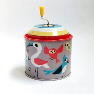 VILAC MUSIC TIN BOX