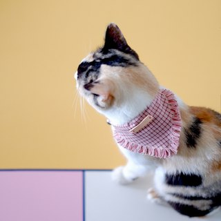 Cat Collars Purr-Folk Pink