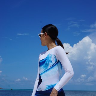 La Mer Long Sleeve swimsuit