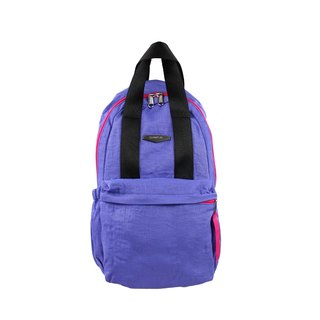 "After light purple backpack BODYSAC ""b652"""