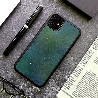 Iphone6 ​​6s 7 8 plus x iphone xs max xr Aurora Leather Phone Case