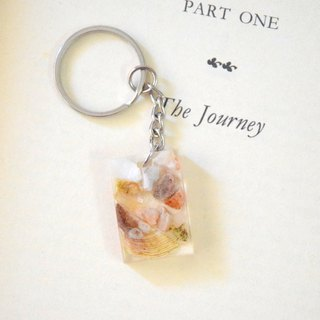 Artwork Puzzle Key Chain/Bag Chain