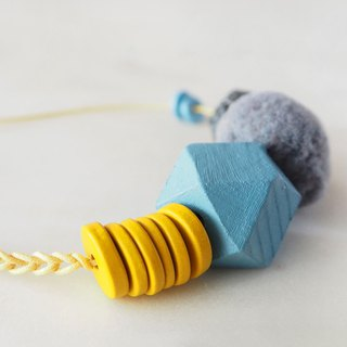 The Geometric Series Necklace – Clara by unit515