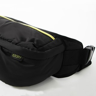 Hatchback / pocket dual-use package. Black ╳ yellow