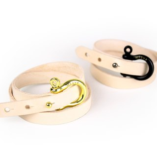[WILD] |Shackle Bracelet Couple | Nautical Jewelry