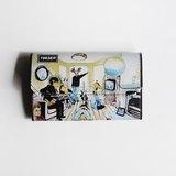 1983ER小紙包/卡片零錢包-經典封面系列 Oasis