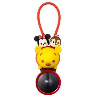 InfoThink TSUM TSUM Ultra Wide Angle 3-in-1 Mobile Phone Lens Clip - Winnie the Pooh