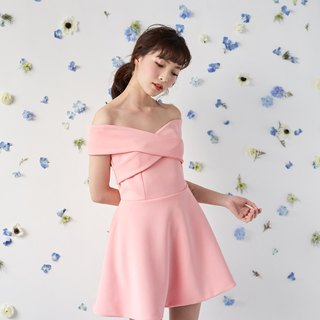 Alice Pink Cross Dress