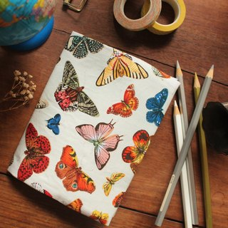 Hand clothes for the book [in the jungle] psychedelic butterfly 50k / A6
