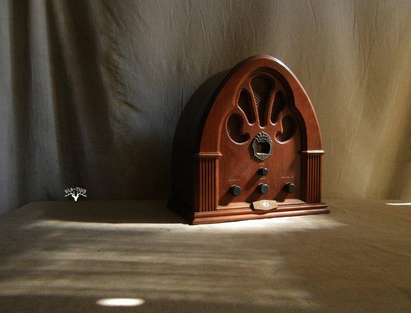 【老時光 OLD-TIME】早期國外進口卡帶收音機