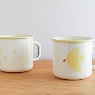 Hand Painted Cup - Basic Style